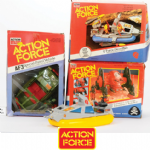 Action Force European toys figures